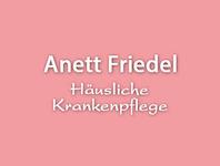 Häusliche Krankenpflege Anett Friedel in 09113 Chemnitz: