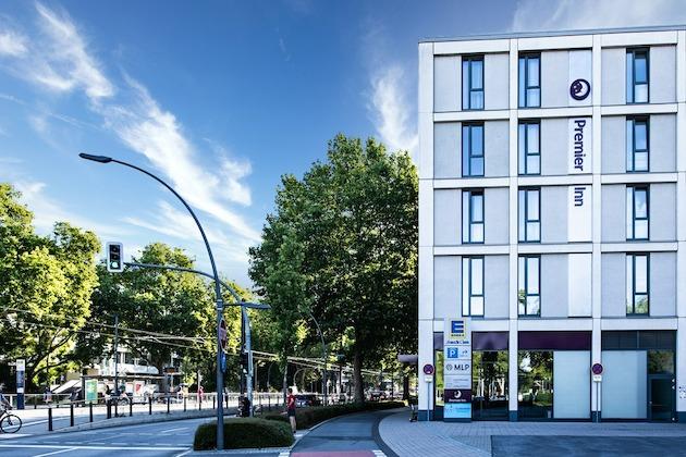 Premier Inn Heidelberg City Zentrum hotel