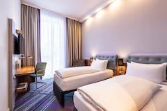 Premier Inn Germany twin room