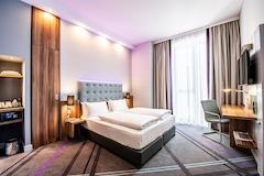 Premier Inn Germany accessible room