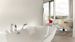 Art Panorama Room Bath