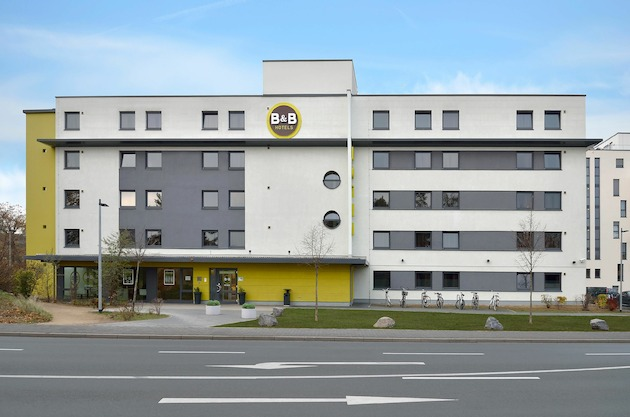 B&B Hotel Darmstadt