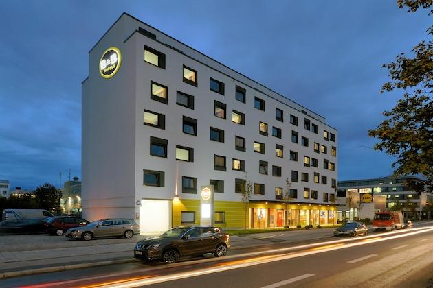 B&B Hotel München City-West