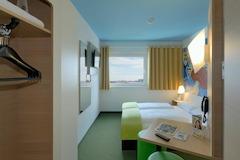 Barrierefreies Zimmer