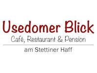 Usedomer Blick Cafe, Restaurant und Pension, 17373 Ueckermünde