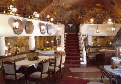 Restaurant Stiftskeller: Unsere Räumlichkeiten