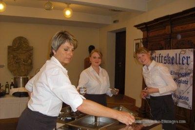 Restaurant Stiftskeller: Unser Team - für Sie im Einsatz!