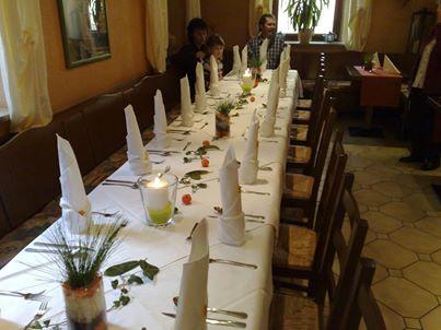 "Ristorante ""Le Palme"" Ellwangen: Ihre Feier (Anlass) unser Service"
