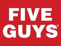 Five Guys, 10178 Berlin