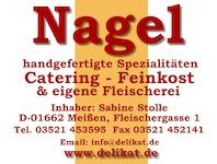 Fleischerei NAGEL in 01662 Meißen: