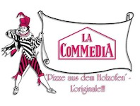 La Commedia Pizzeria Restaurant in 90461 Nürnberg: