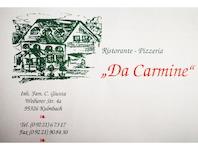 Carmine Giunta Gastst.Pizz.Da Carmine, 95326 Kulmbach