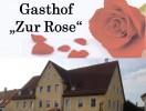 """Gasthof """"Zur Rose"""" in 73433 Aalen Hofen:"""