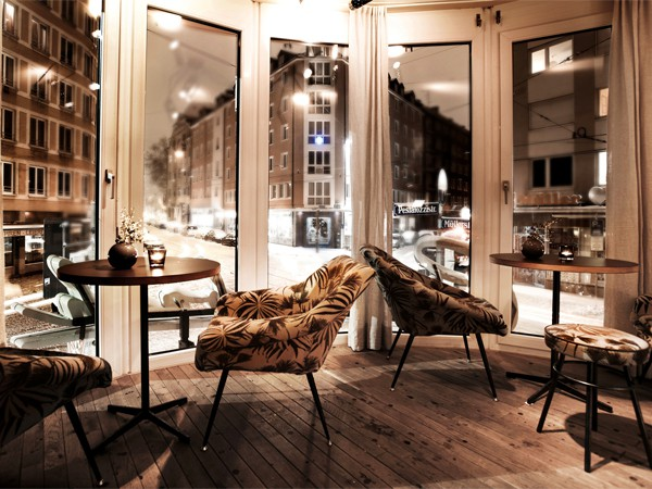 Glockenbach    Café · Bar: DAS GLOCKENBACH