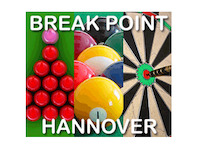 BISTRO BREAK POINT Snooker-Billiard-Dart Sportstät, 30177 Hannover
