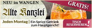 Alte Kanzlei - Wangen im Allgäu