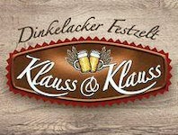 Klauss & Klauss - Dinkelacker Festzelt - Cannstatt in 70372 Stuttgart: