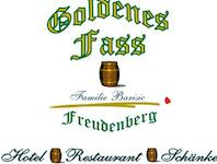 Hotel Goldenes Fass, 97896 Freudenberg