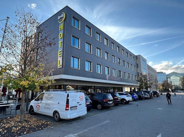 B&B Hotel München-Olympiapark