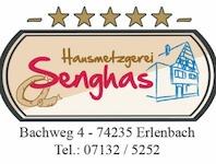 Hausmetzgerei Senghas, 74235 Erlenbach