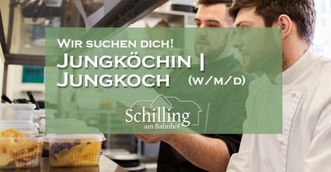 Jungköchin | Jungkoch (w/m/d)