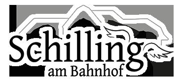 Logo Schilling am Bahnhof