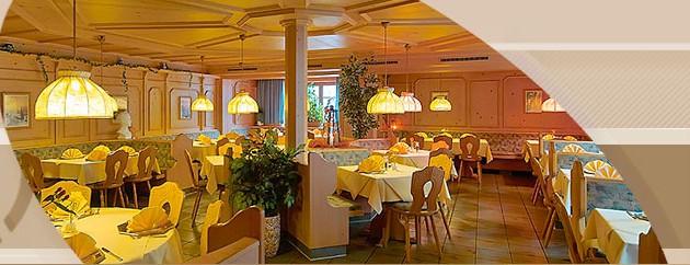 Hotel & Restaurant Hanselewirt: Restaurant