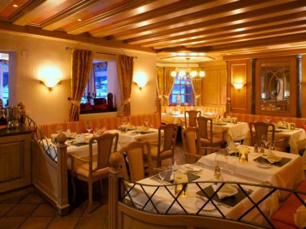 Das Rübezahl ****: Restaurant