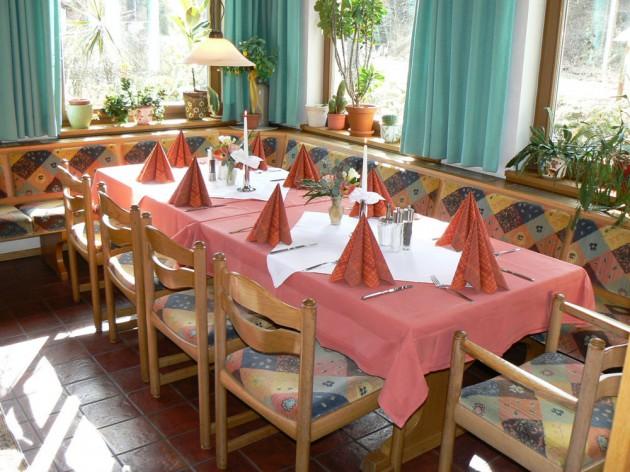 Hotel Waldmann: Restaurant Waldmann