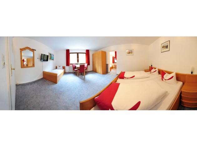 Hotel Waldmann: Zimmer im Hotel Waldmann