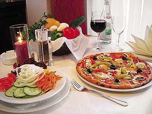 Ristorante Pizzeria Da Pietro: Pizza