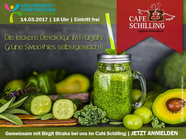 Cafe Schilling: Die leckere Detox-Kur im Frühjahr: