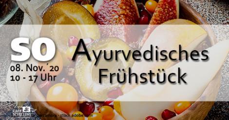 Ayurvedisches Frühstück im November