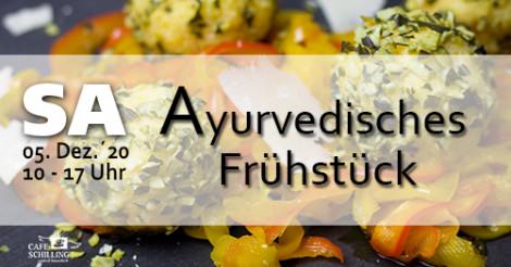 Ayurvedisches Frühstück im Dezember
