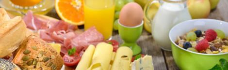 Frühstücksglück-Körble