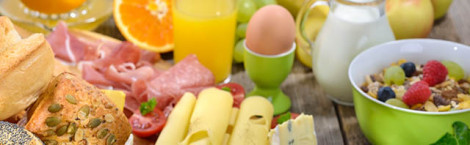 Frühstücksglück-Korb