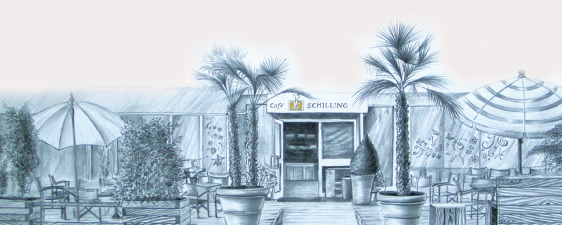 Herzlich Willkommen im Cafe Schilling