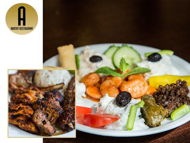 Restaurant Aratat: Unsere Spezialitäten