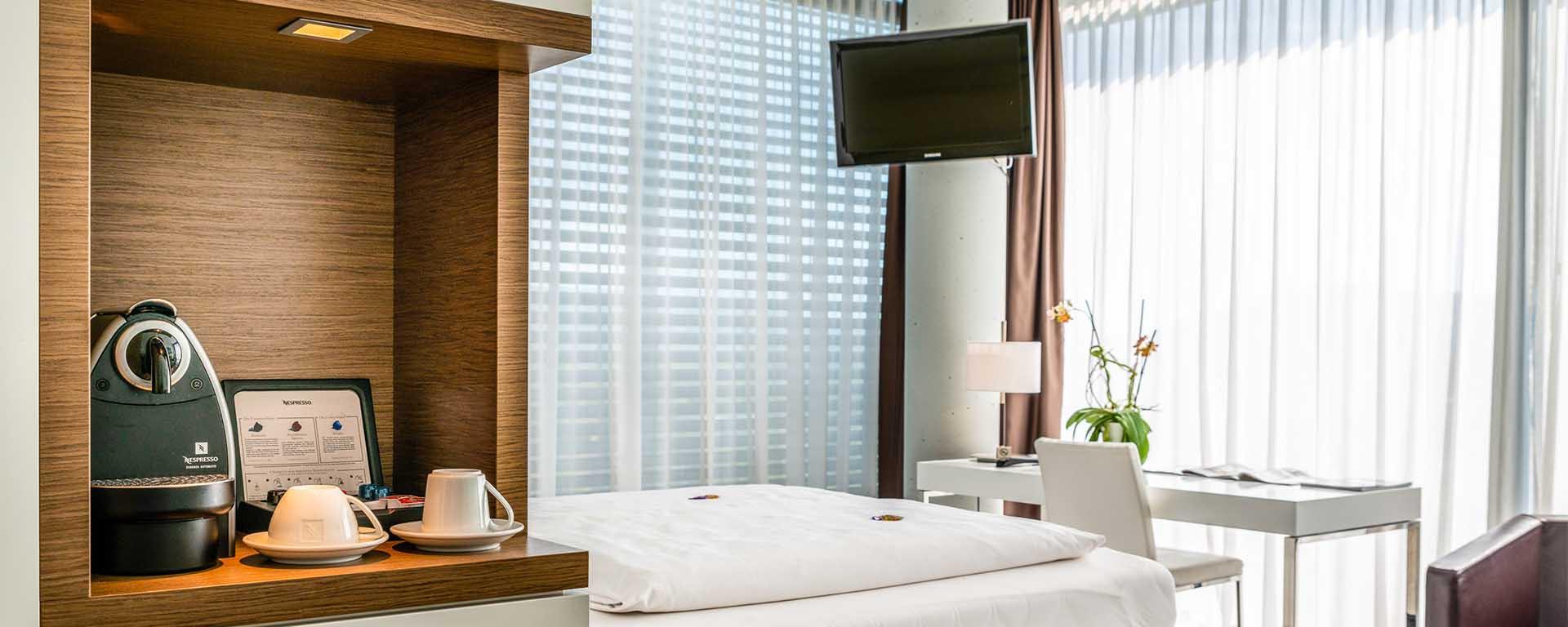 HEGAU-TOWER HOTEL : Lehnen Sie sich zurück