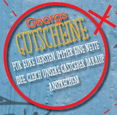 Georg`s Fischerhütte GUTSCHEIN-GESCHENK