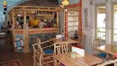 Georg's Fischerhütte: Bodensee-Fischrestaurant Konstanz-Reichenau - einzigartiges Ambiente.
