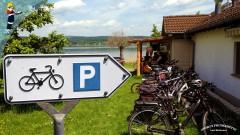 Georg's Fischerhütte, Konstanz-Reichenau - Fahrradfahrer herzlich willkommen!