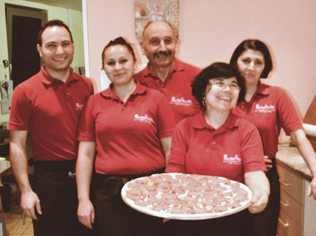 Pizzeria Buon Gusto: ... wir freuen uns auf Ihren Besuch!